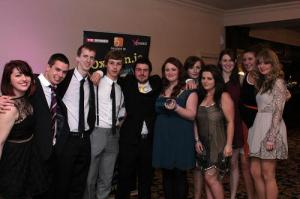 The team won People's Choice at the Smedias in 2012.