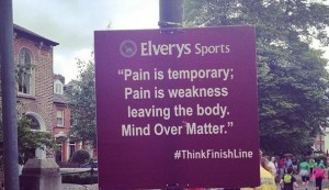 Just one of the signs that pushed me over the line. Courtesy of Elverys Sports.